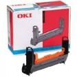 Oki, 41962807, Image Drum Unit- Cyan, C7100, C7300, C7350, C7500- Original
