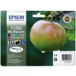 Epson T1295 Ink Cartridge - HC Black +3 Colour Multipack Genuine