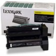Lexmark 15G042Y Toner Cartridge - HC Yellow Genuine