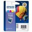 Epson T020 Ink Cartridge - Tri-Colour Genuine