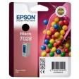 Epson T028 Ink Cartridge - Black Genuine