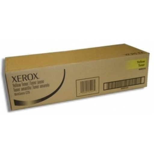 Xerox 006R01243 Toner Cartridge - Yellow Genuine