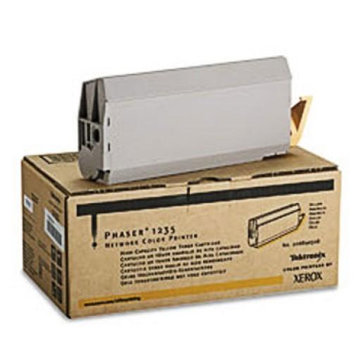 Xerox 006R90306, Toner Cartridge- HC Yellow, Phaser 1235- Original