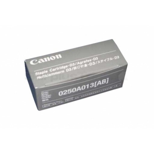 Canon D3, Saddle Stitch Finisher Staples cartridge, IRC 5185, 0250A013AA- Genuine