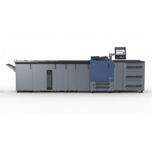 Konica Minolta bizhub PRESS C1060, Colour Production Printer