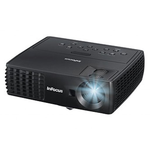 InFocus IN1112A, 3D Ready DLP Projector