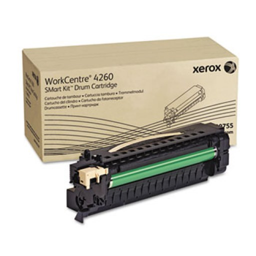 Xerox 113R00755 Drum Cartridge, WorkCentre 4260 - Black Genuine
