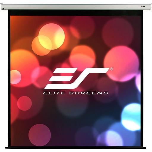 Elite VMAX135XWV2-WHITE Electric VMax Projection Screen