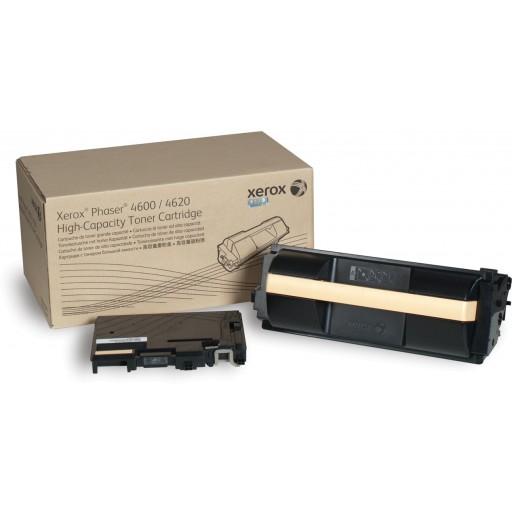 Xerox 106R01533, Toner Cartridge Black, Phaser 4600, 4620, 4622- Genuine