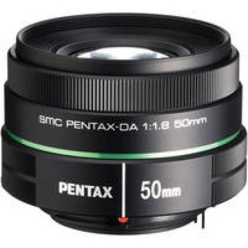 Pentax Imaging smc DA 50mm F/1.8 Lens
