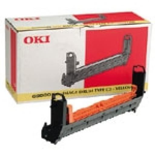 Oki 41963405 Image Drum Unit, Yellow, C9300, C9500 - Genuine