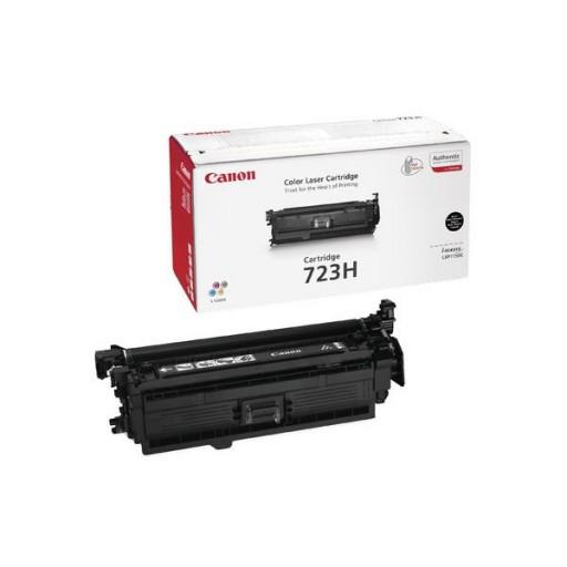 Canon 723 Toner Cartridge - HC Black, 2645B002