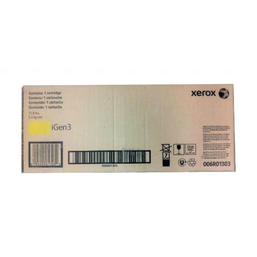Xerox 006R01303 Toner Cartridge- Yellow, iGen3, iGen3 110, iGen3 90- Genuine