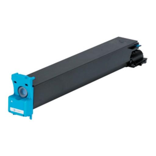 Konica Minolta 8938512 Toner Cartridge Cyan, TN210C, C250, C252 - Compatible
