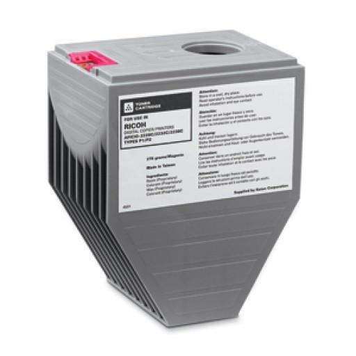 Ricoh 888237 Toner Cartridge HC Magenta, Type P2, 2228C, 2232C, 2238C - Compatible