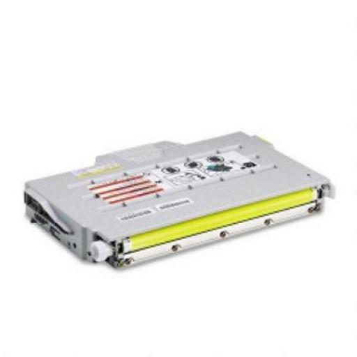 Ricoh 400319 Toner Cartridge Yellow, Type 204, AP204 - Genuine