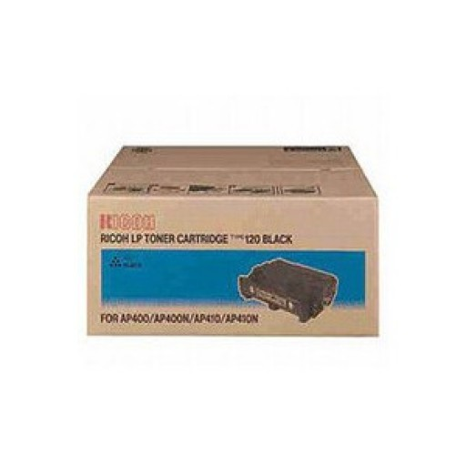Ricoh 400943 Toner Cartridge Black, Type 220, AP400, AP410 - Genuine