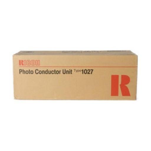 Ricoh 411018,  PCU Black, Type 1027, 1022, 1027, 1032, 2022- Original