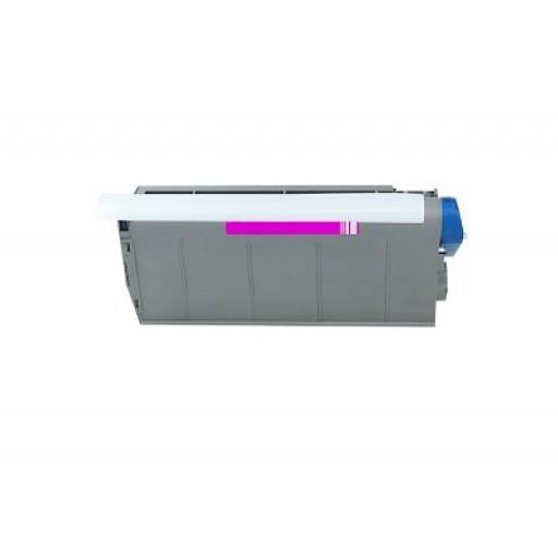 OKI 41963006 Toner Cartridge, C7100, C7300, C7500 - Magenta Compatible
