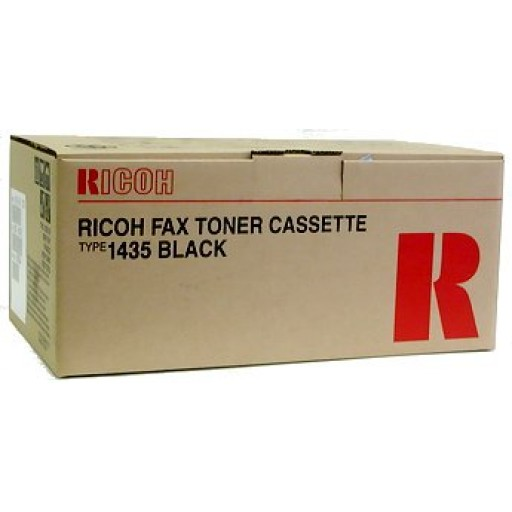 Ricoh 430244 Toner Cartridge Black, Type 1435, 1800L, 2000L, 2100L, 2900L - Genuine