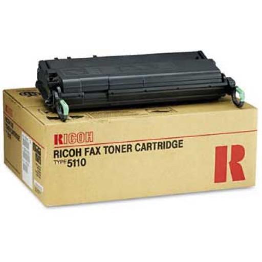Ricoh 430245 Toner Cartridge Black, Type 5210, 5000L - Genuine