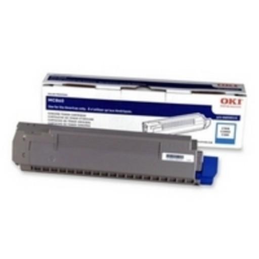 Oki 44059211 Toner Cartridge Cyan, MC860- Genuine