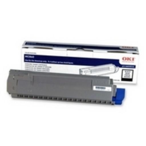 Oki 44059212 Toner Cartridge  Black,  MC860- Genuine