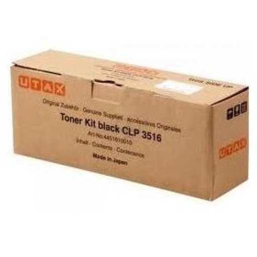UTAX CLP3516 Toner Cartridge - Black Genuine (4451610010)