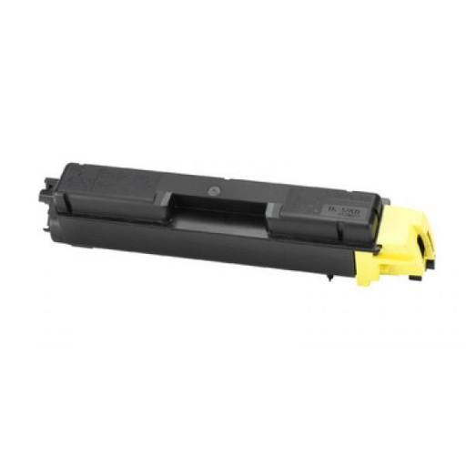 UTAX 4472610016 Toner Cartridge Yellow, CDC 1626, CDC 1726, CLP 3726, CDC 5526, CDC 5626 - Compatible