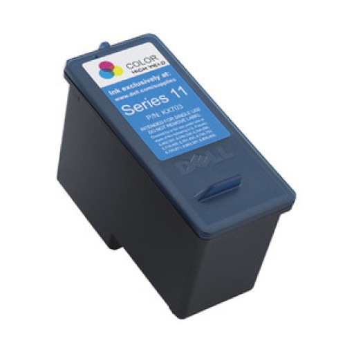 Dell JP453 592-10276 Ink Cartridge HC Tri-Colour - Genuine