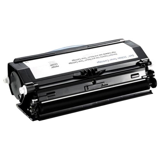 Dell 593-10840, 3330 Toner Cartridge - Black Genuine