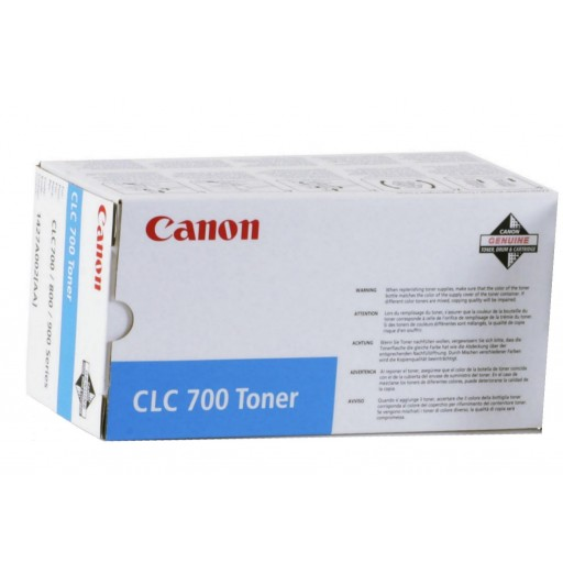 Canon 1427A002AA CLC700/800 Toner Cartridge - Cyan Genuine