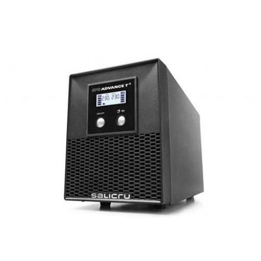 Salicru 6A0EA000001, SPS Advance T Line-interactive sine-wave UPS Tower 850 VA