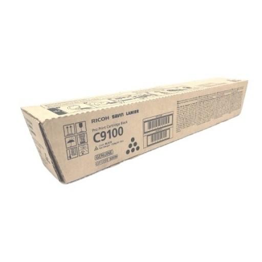 Ricoh 828380, Toner Cartridge Black, Pro C9100, C9110- Original