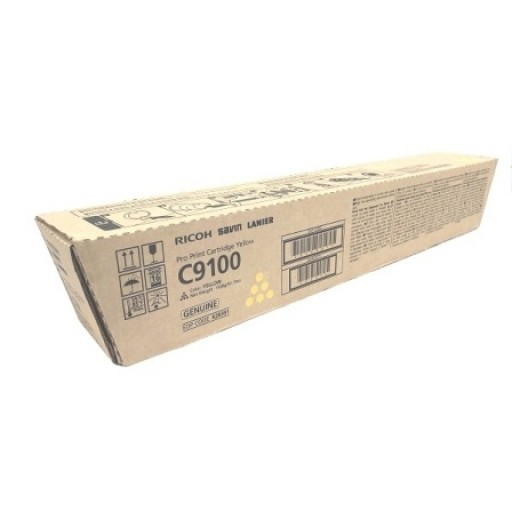 Ricoh 828315, Toner Cartridge Yellow, Pro C9100, C9110- Original
