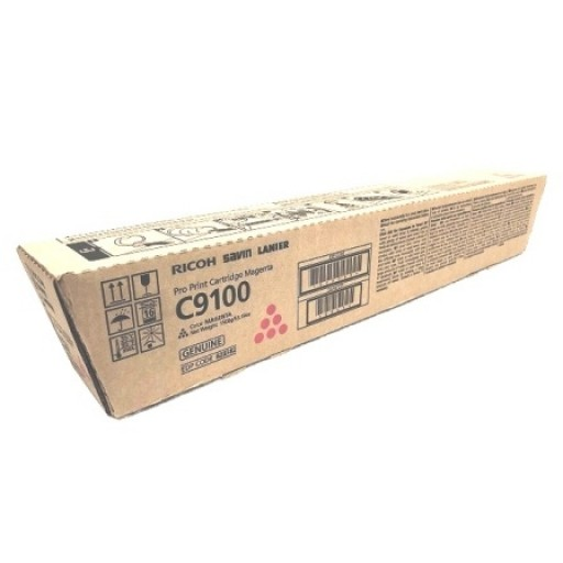 Ricoh 828316, Toner Cartridge Magenta, Pro C9100- Original
