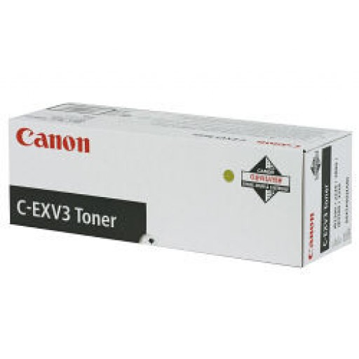 Canon 6647A002AB, Toner Cartridge Black, iR2200, 2800, 3300- Original