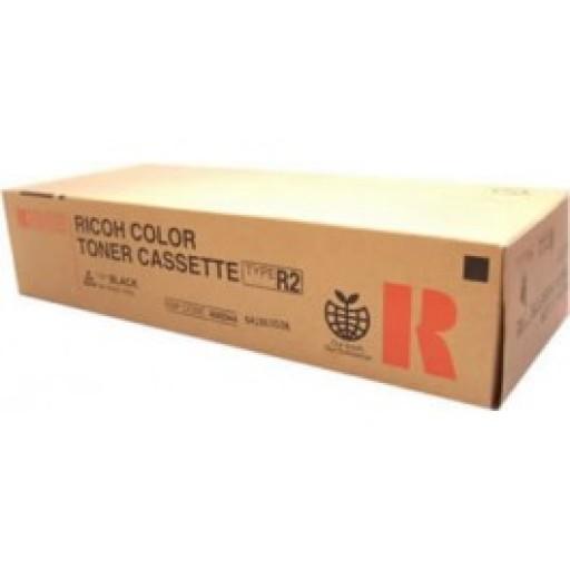 Ricoh 888344 Toner Cartridge Black, Type R2, 3228C, 3235C, 3245C - Genuine