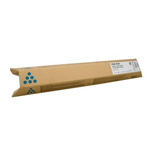 Ricoh 884933 Toner Cartridge Cyan, MP C3500, MP C4500 - Genuine