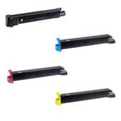 Konica Minolta 8938 Toner Cartridge, Magicolor 7450 - Multipack Genuine