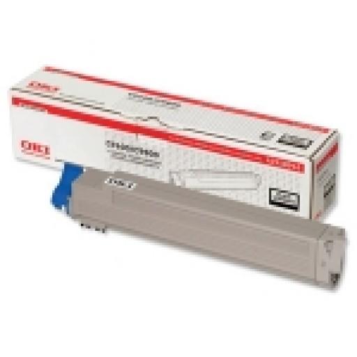 Oki 42918916, Toner Cartridge Black, C9600, C9650, C9800, C9850- Original