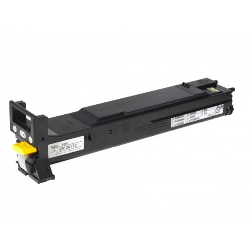 Konica Minolta A06V152 Toner Cartridge, Magicolor 5500, 5550, 5570, 5650, 5670 - Black Genuine