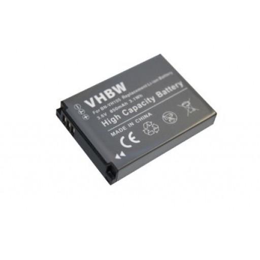 Battery for JVC Adixxion Cam GC-XA1BE, GC-XA1BEU