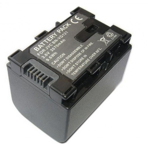 Battery Pack for JVC Everio GZ-EX315BEK GZ-EX315BEU GZ-EX315SEU