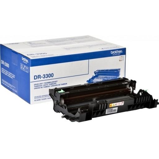 Brother DR-3300 Drum Unit - Black