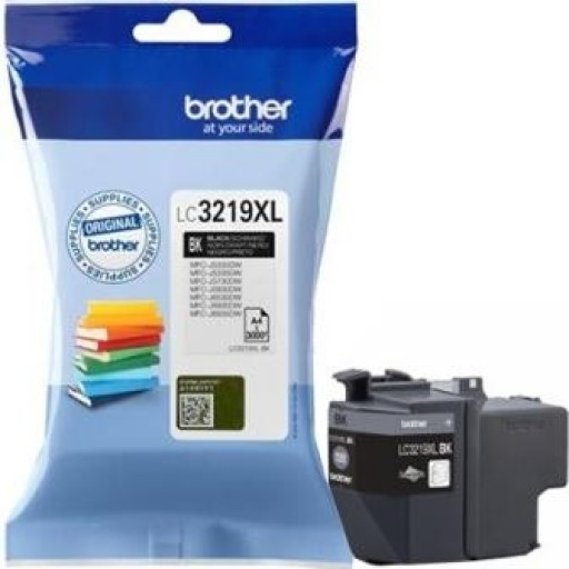 Brother LC-3219XLBK, Ink Cartridge HC Black, J5330, J5930, J6530, J6935- Original