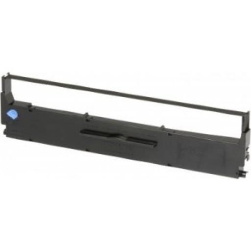 Epson C13S015637 Ribbon Cartridge - Black, LX350, LX300 - Genuine