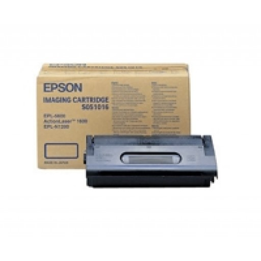 Epson C13S051016 Toner Cartridge - Black Genuine