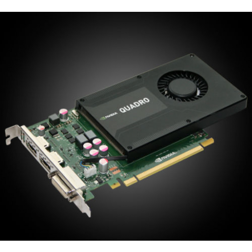 Nvidia C2J93AA, Graphics Quadro K2000 2GB New