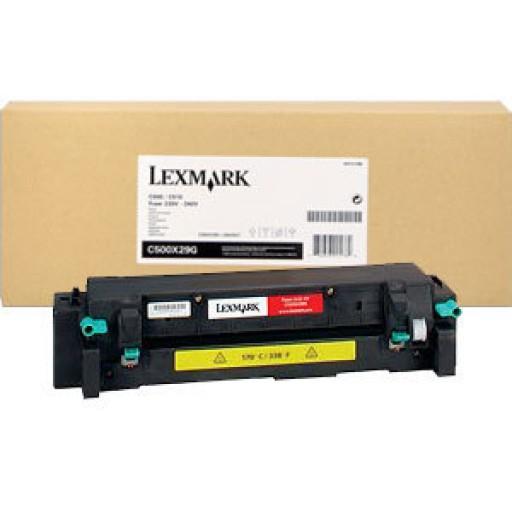 Lexmark C500X29G, Fuser Unit, C500, C510- Original